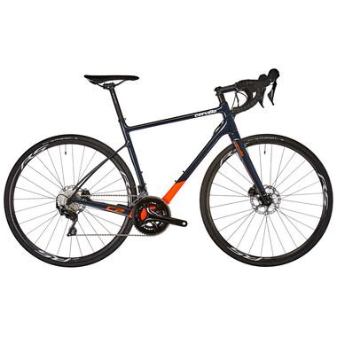 Vélo de Course CERVÉLO C2 DISC Shimano 105 7020 34/50 Bleu/Orange 2019